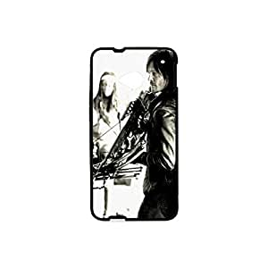 The Walking Dead Daryl Custom Duarable Phone Case for HTC One M7(Plastic and TPU)