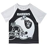 NFL Oakland Raiders Boys Short Sleeve