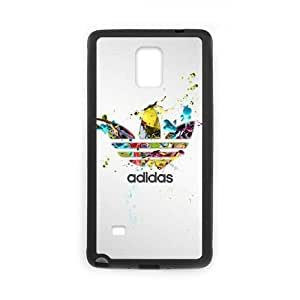 Adidas Logo For Samsung Galaxy Note 4 Custom Cell Phone Case Cover 99UI969477