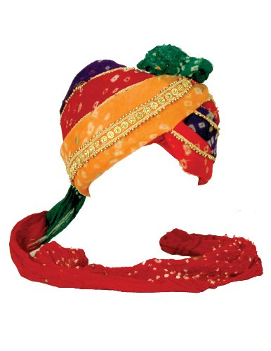 (Sunshine Joy Safa Indian Wedding Turban)