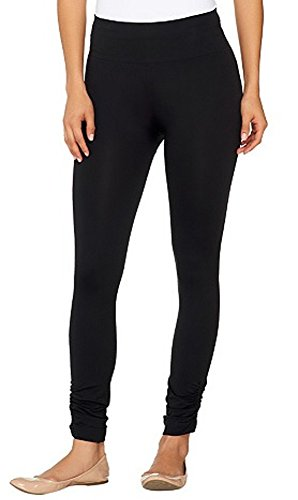 Ruched Ankle Leggings - 3