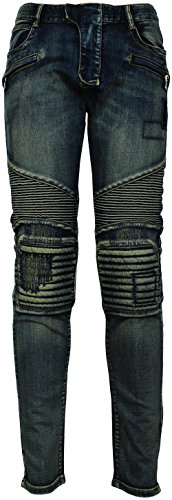 Angels Zip Fly Jeans - 6