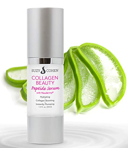 Collagen Beauty Peptide Serum 30ml Anti-aging with Neodermyl and Tripeptide Collagen Boosters and Hydrating Cream