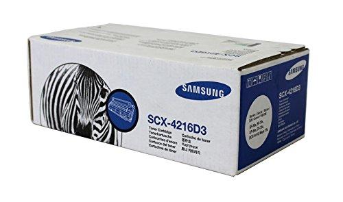 Xaa Black Laser Toner - Samsung SCX-4216D3/XAA Toner 3K Yield (SCX-4016 SCX-4116, SCX-4216F, SF-560, SF-565P, SF-766P)