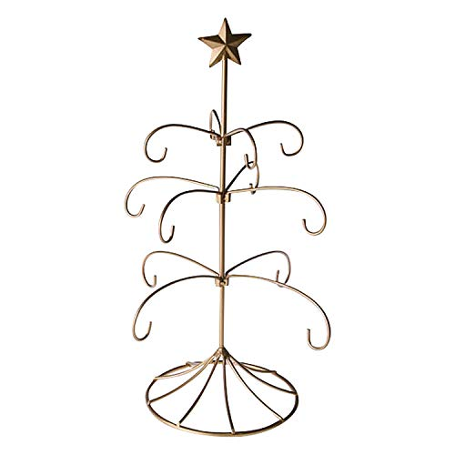 SIGNALS Exclusive Metal Bride's Tradition Ornament Display Tree