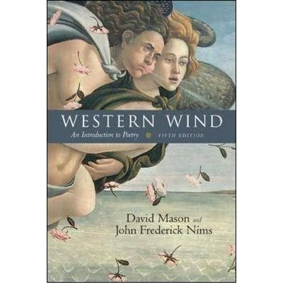 [(Western Wind: An Introduction to Poetry)] [Author: David Mason] published on (August, 2005) ebook