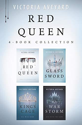 Buy victoria aveyard red queen series