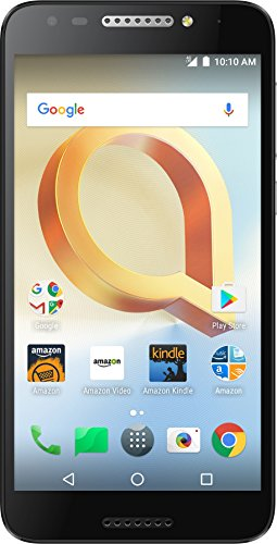 Alcatel A30 PLUS - 16 GB - Unlocked  - Black - Prime