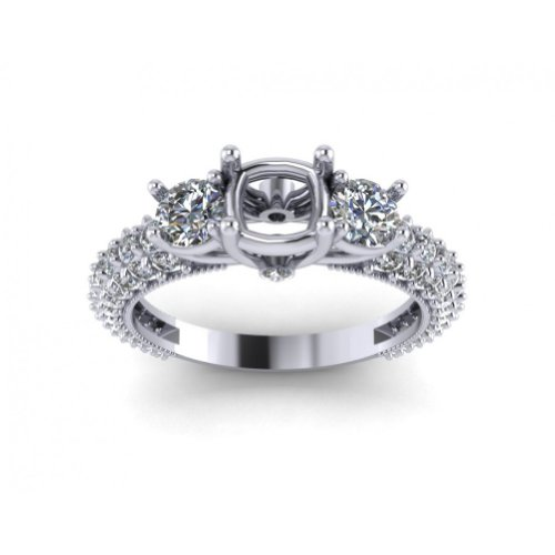 1.85 Ct Round Diamond - 5
