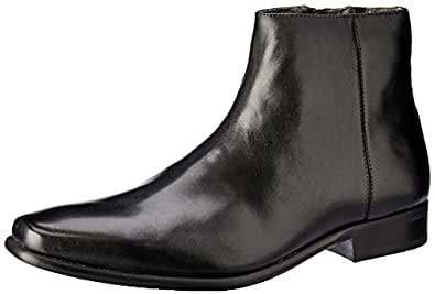 Julius Marlow mens KINGSBRIDGE Boots, Black, 9 AU