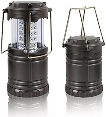 Tyzon Ultra Bright LED Lantern – Water Resistant Portable Lantern – Suitable for All Outdoor Activities – Camping, Emergency Lighting, Fishing, Hiking, Outages, Light Weight