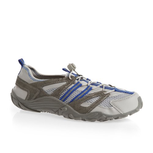 Typhoon Sprint II Aqua Shoes in Grey/Blue 470504