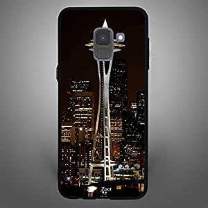 Samsung Galaxy A8 Plus Space Needle