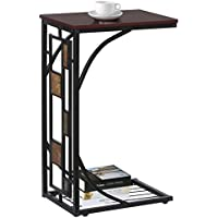 Modern Coffee Tray Side Sofa End Table Ottoman Couch Room Stand TV Lap Snack