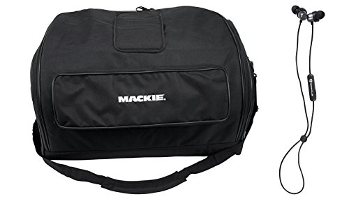 C300z Bag (Mackie Travel Speaker Bag Soft Cover 4 SRM450-V2 or C300Z+Free Speaker)