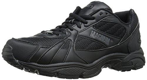 Magnum Men's M.U.S.T. Low Training Shoe, Black, 7.5 M (Mens Magnum)