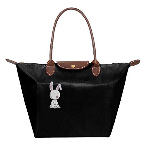 OUDE The Rascal Rabbit Fashion Ladies Folding Dumpling - Chicago Best Outlet Near Malls