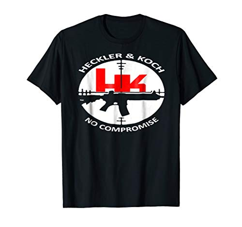 Heckler And Koch Heckler Und Koch Tshirt (Heckler And Koch 416 A5 For Sale)