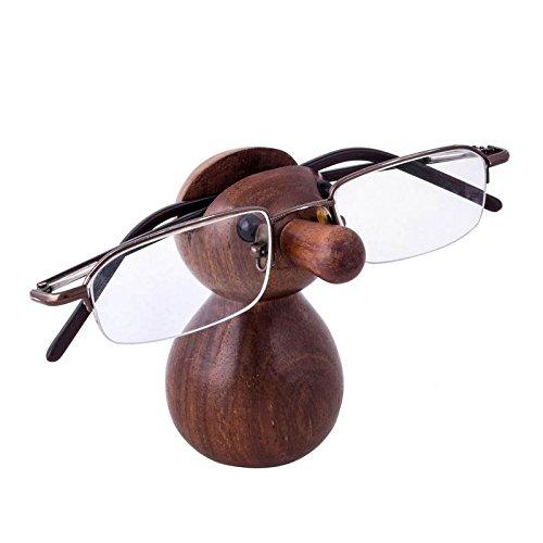 Craft Art India Handmade Doll Shaped Spectacle / Specs / Eyeglass/ Glass Holder ()