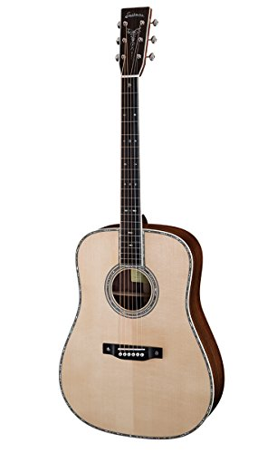 Eastman E40D Dreadnought Guitar with hard case ()