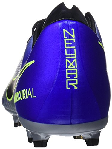 Black Multicolor Niños Fútbol NJR chr 407 Blue Vapor FG Racer de Unisex Mercurial Jr Zapatillas Nike XI vWSHw6PqIx