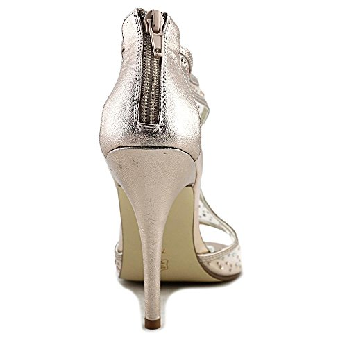 Femmes Gold Caparros À Metallic Hope Talon Sandales Rose FqxqdvBR