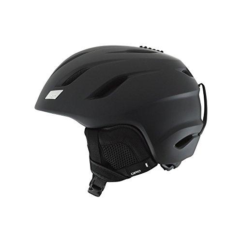 Giro Nine Snow Helmet Matte Black L (59-62.5cm) (Giro Helmet Ski)