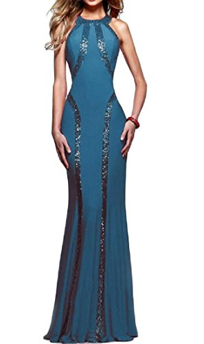 Dresses Long Gown Slim Long Coolred Ball Dress Women Sweep Green Train ZICwHqgwz