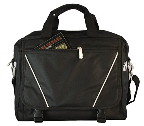 Plus Poly Portfolios (Ensign Peak 2 Compartment Computer Briefcase)