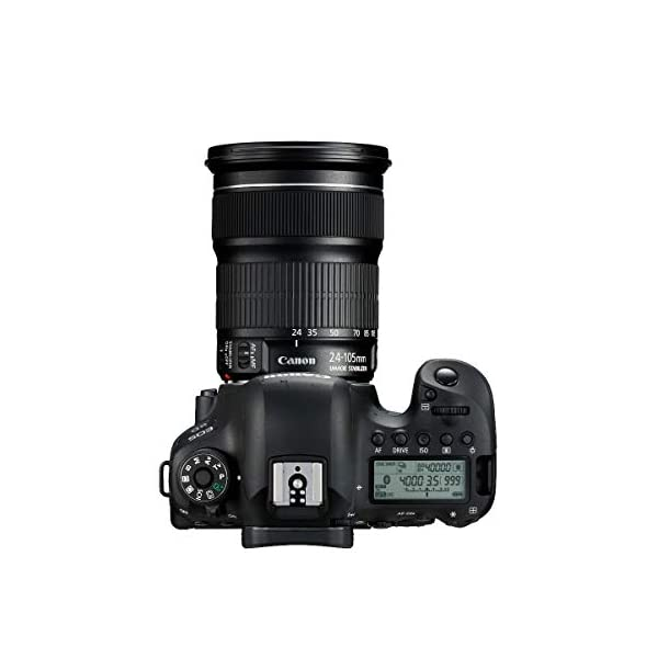 RetinaPix Canon EOS 6D Mark II 26.2MP Digital SLR Camera with Canon EF24-105 mm f/4L is II USM Lens and Sigma 35mm F/1.4 DG HSM Art Lens