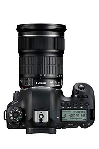 Canon EOS 6D Mark II 26.2MP Digital SLR Camera with Canon EF24-105 mm f/4L is II USM Lens and Sigma 150-600 mm f/5-6.3… 4