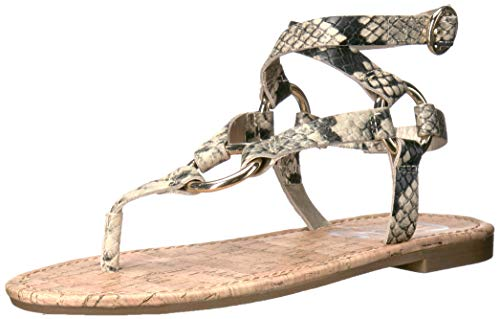 Circus by Sam Edelman Womens Bree Split Toe Casual Flat Sandals