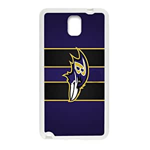 Baltimore Ravens Cell Phone Case for Samsung Galaxy Note3