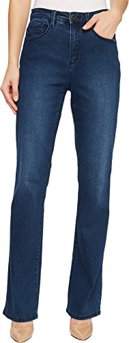 FDJ French Dressing Jeans Women's Heritage Denim Peggy Bootcut in Storm Blue Storm Blue 6