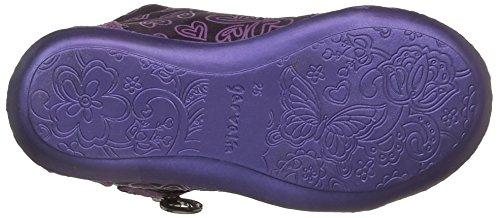 Agatha Ruiz De La Prada Mädchen Bufeo Low-Top Violett - Violet (A Magenta)