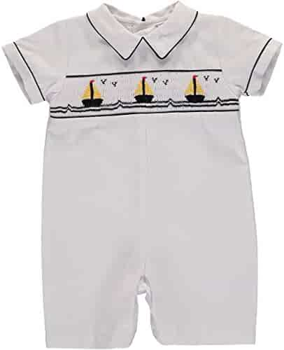 25ce1229d56 Shopping  50 to  100 - Footies   Rompers - Clothing - Baby Boys ...