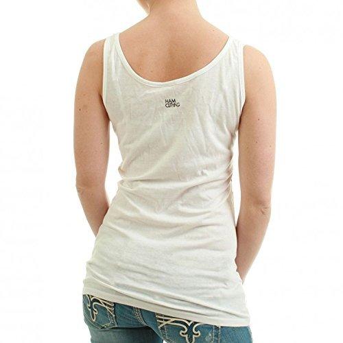 HAM CLTHNG - Camiseta sin mangas - para mujer