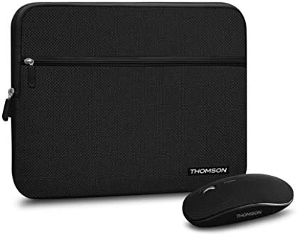 THOMSON Pack PC Case + Mouse inal�mbrico: Amazon.es: Electrónica