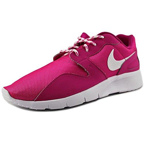 Nike Girl's Kaishi Athletic Shoe Hot Pink/White (7)