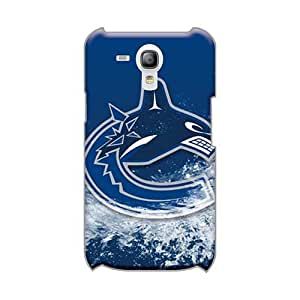 AlainTanielian Samsung Galaxy S3 Mini Shock Absorbent Cell-phone Hard Covers Provide Private Custom Vivid Vancouver Canucks Image [NqF17196nzxY]