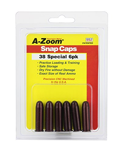 A-ZOOM 38 Special Snap Cap 16118 -