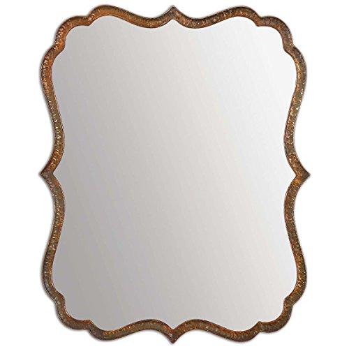 Uttermost 'Spadola' Hammered Copper Mirror, Size One Size -