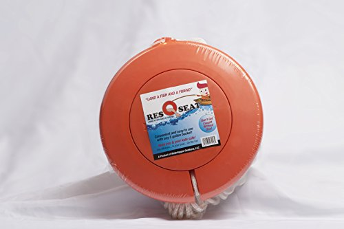 ResQseat Life Ring by Waterlogged Outdoors | Life Preserver Ring, Bucket Toilet Seat, Bucket Seat, Bucket Lid, Fishing Equipment + Tested and Proven + Fits as a 5gal Bucket Lid by Waterlogged Outdoors LLC (Image #7)