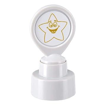 Stamps Crafts Colop Motivational Stamp Gold Star MOTIVSTGD