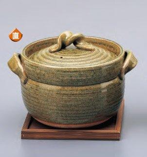 四季香[SHIKIKA]土鍋 9号 日本製 ガス直火用