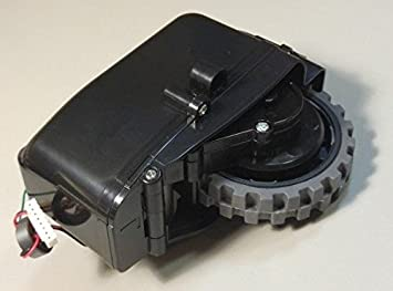 Ariete Rueda Motor Transmisión tarjeta Izquierda Robot Briciola 2711 2712 2717: Amazon.es: Hogar
