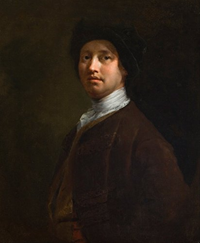 """Giclee Prints: """"Self-Portrait"""" - 24x30 inches on canvas - by Joshua Reynolds"""