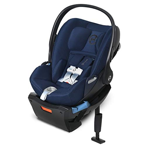 Cybex Cloud Q SensorSafe Infant Car Seat in Midnight Blue