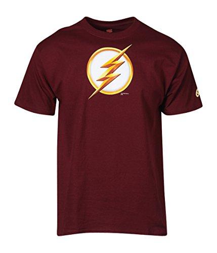 DC Comics The Flash Short-Sleeve T-Shirt - Large