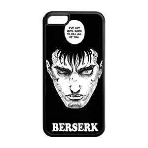 6 plus Phone Cases, Berserk Hard TPU Rubber Cover Case for iphone 6 plus
